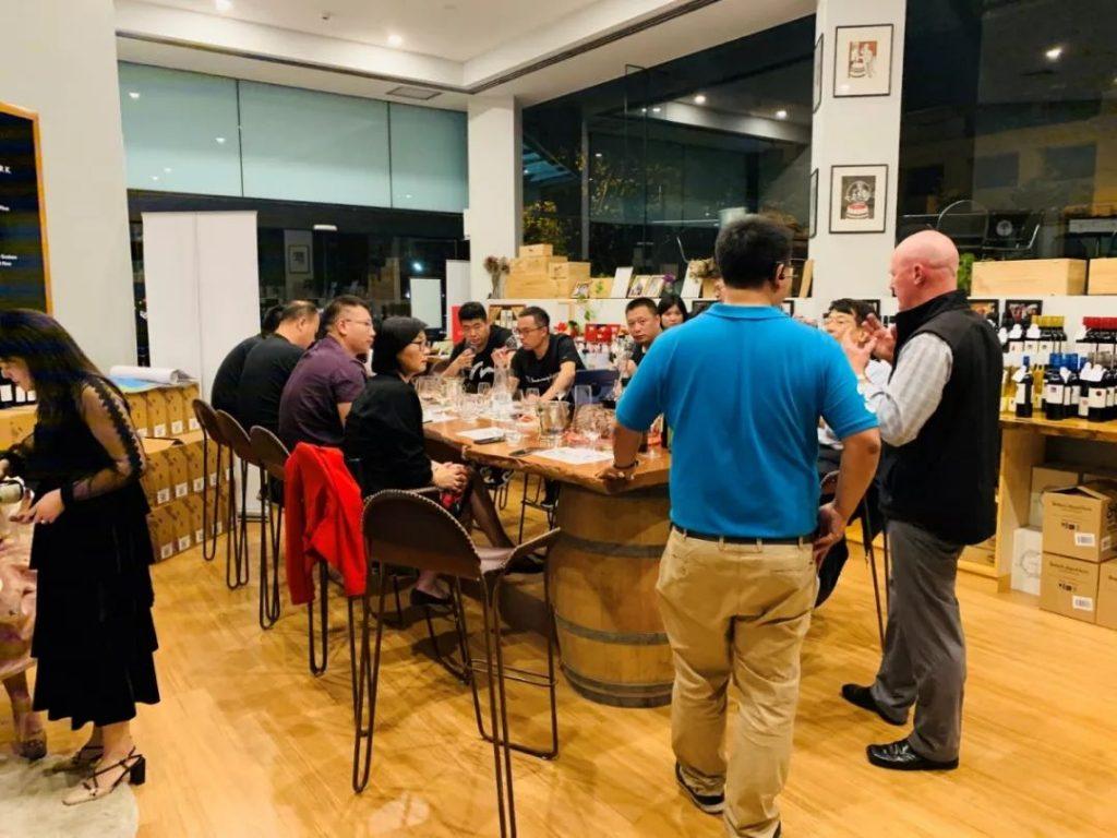 linkar city cellar door Perth wine tasting event